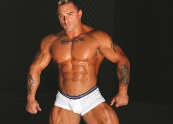Muscle hunk jackson gunn